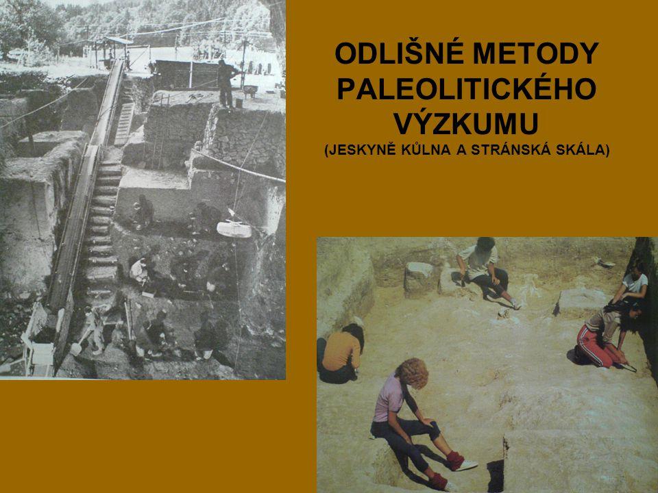 """NEANTROPINI (od 40 000 B.P.; MLADÝ PALEOLIT) -homo sapiens sapiens: 2 vývojové modely – teorie """"pramáti Evy nebo """"Noemovy archy ( = vznik v Africe) - teorie multiregionální ( = paralelní vývoj v Africe a na Předním východě) V Evropě dvě větve – starší (homo předmostensis) - mladší (homo cromagnonensis)"""