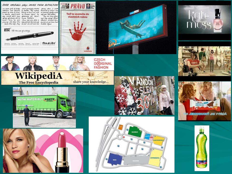 PROPAGACE - Tvorba reklamní kampaně 1.Identifikace CS 2.