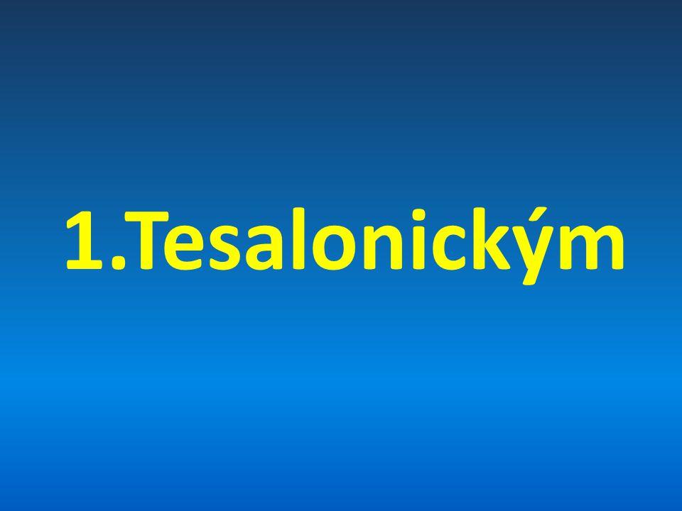 1.Tesalonickým