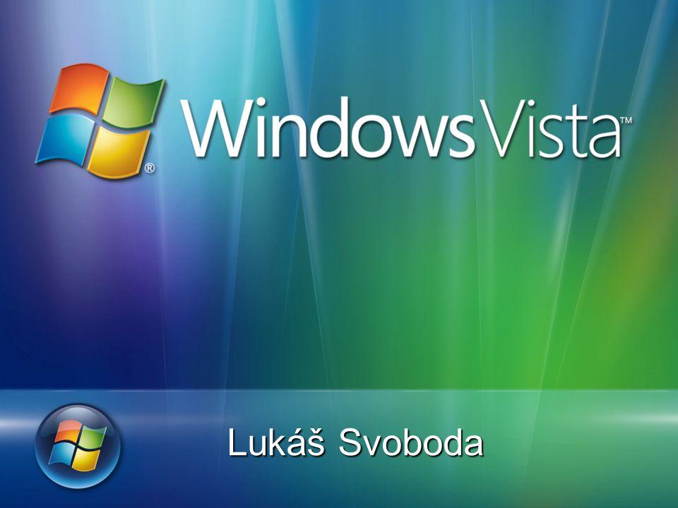 A ještě přijde... 2007 Windows Longhorn 2011 Windows Vienna ?