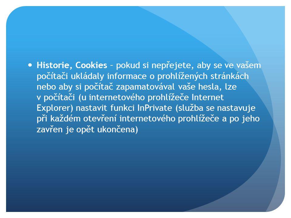 Programy, instalace www.slunecnice.cz http://www.stahuj.centrum.cz http://www.instaluj.cz www.ulozto.cz www.uschovna.cz http://www.pc-help.cz http://zacinej.cz http://www.viry.cz http://www.hoax.cz/cze/