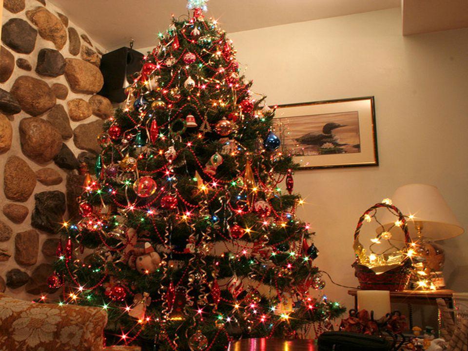 A večer každý našel pod stromečkem nějaký milý dárek.