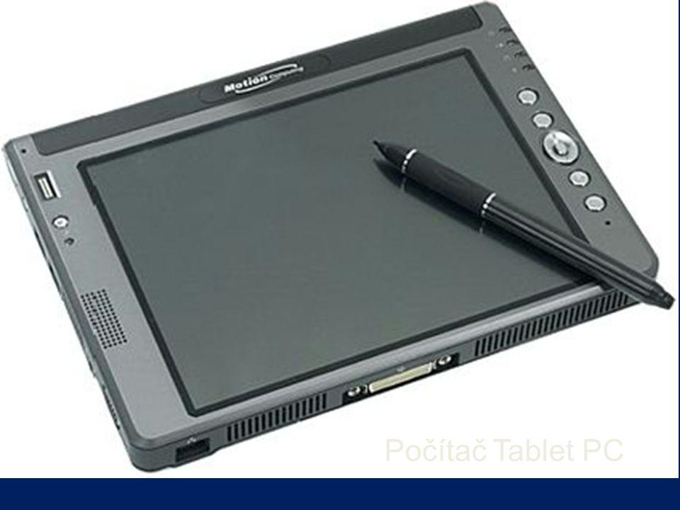 Počítač Tablet PC