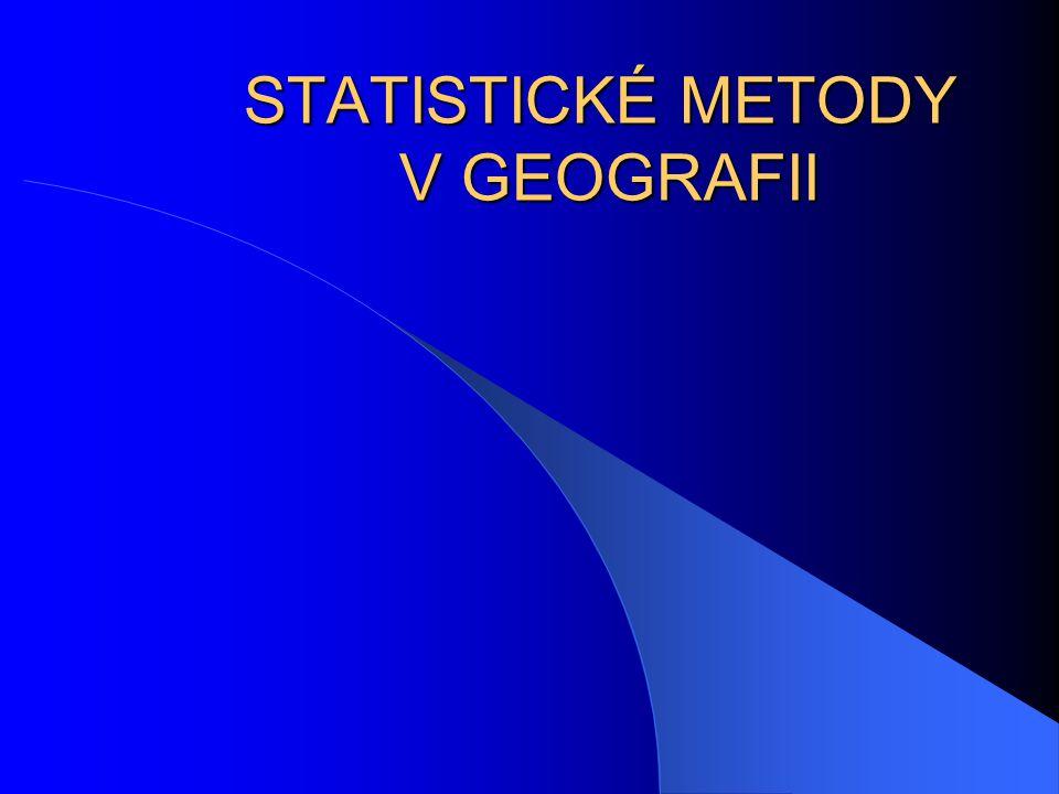 Vztahy náhodných veličin Statistická ( jedné hodnotě x odpovídá více hodnot y, hodnoty y mají své rozdělení s průměrem, tento průměr hodnot y je i pro různá x shodný)