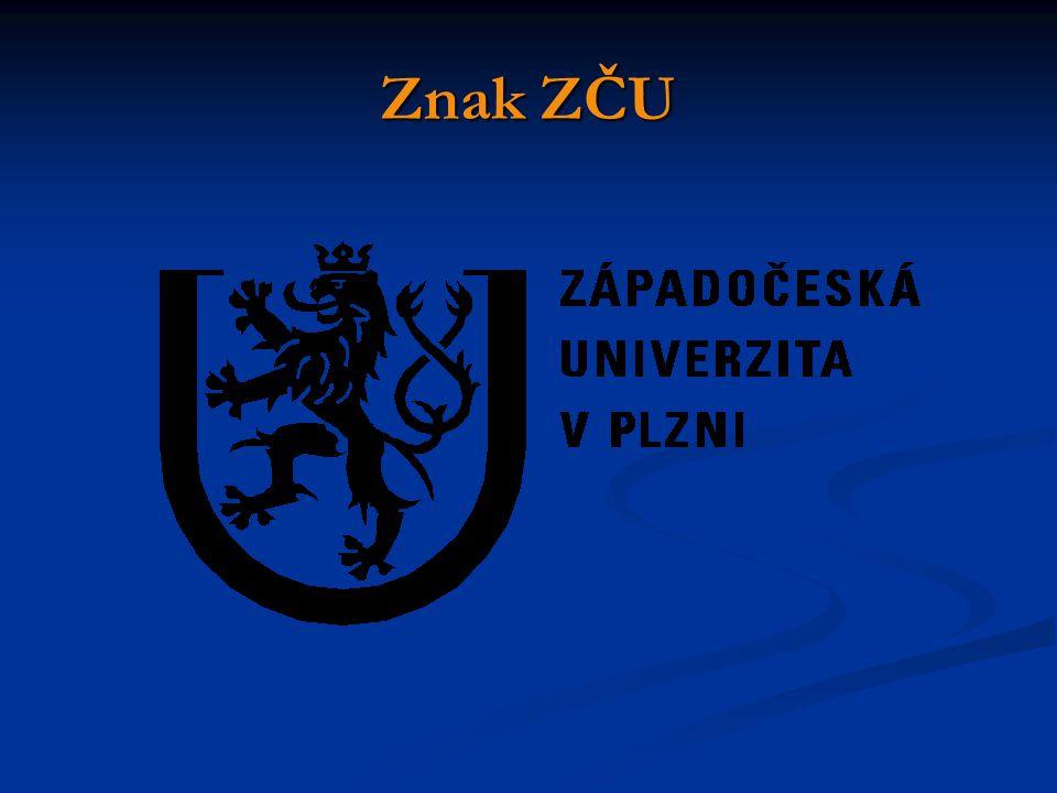 Znak ZČU