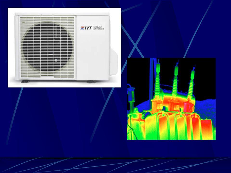Tepelné záření (infračervené záření) Tepelné záření je elektromagnetické záření o vlnové délce 700 nm(nanometr) a kratší než 1 mm (milimetr).