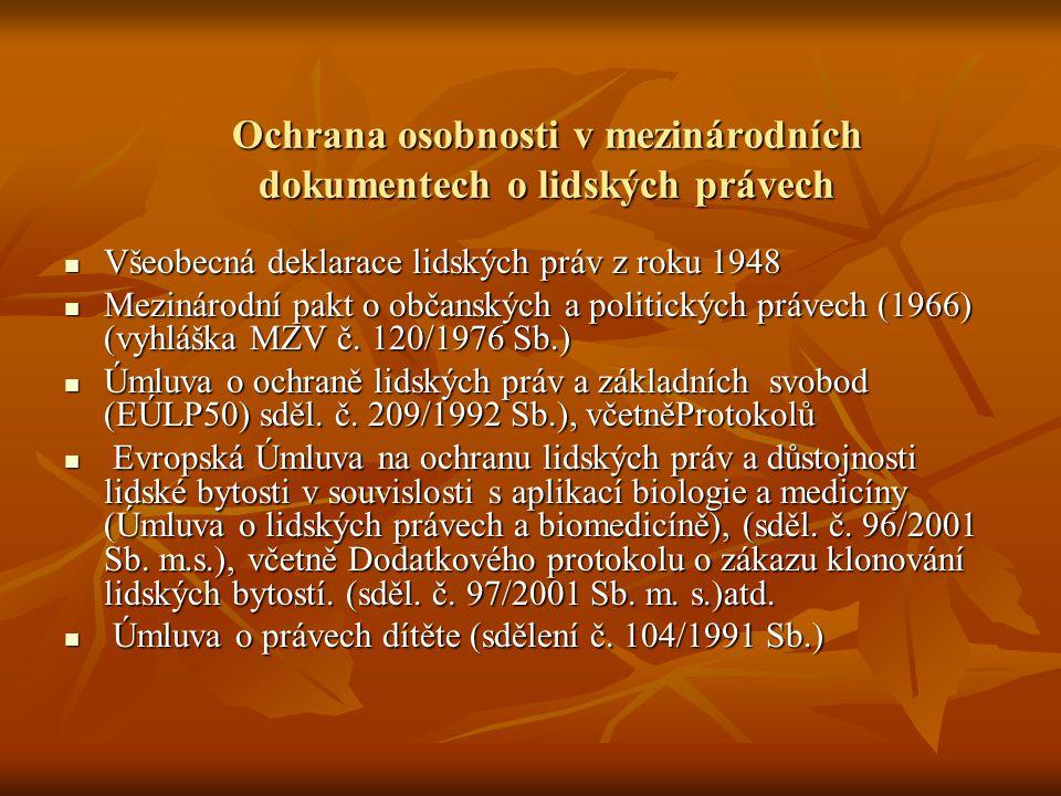 Evropská úmluva o lidských právech (1950) Čl.