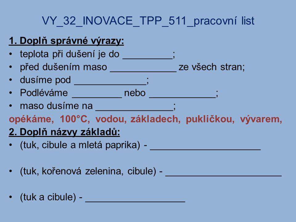 VY_32_INOVACE_TPP_511_pracovní list 1.