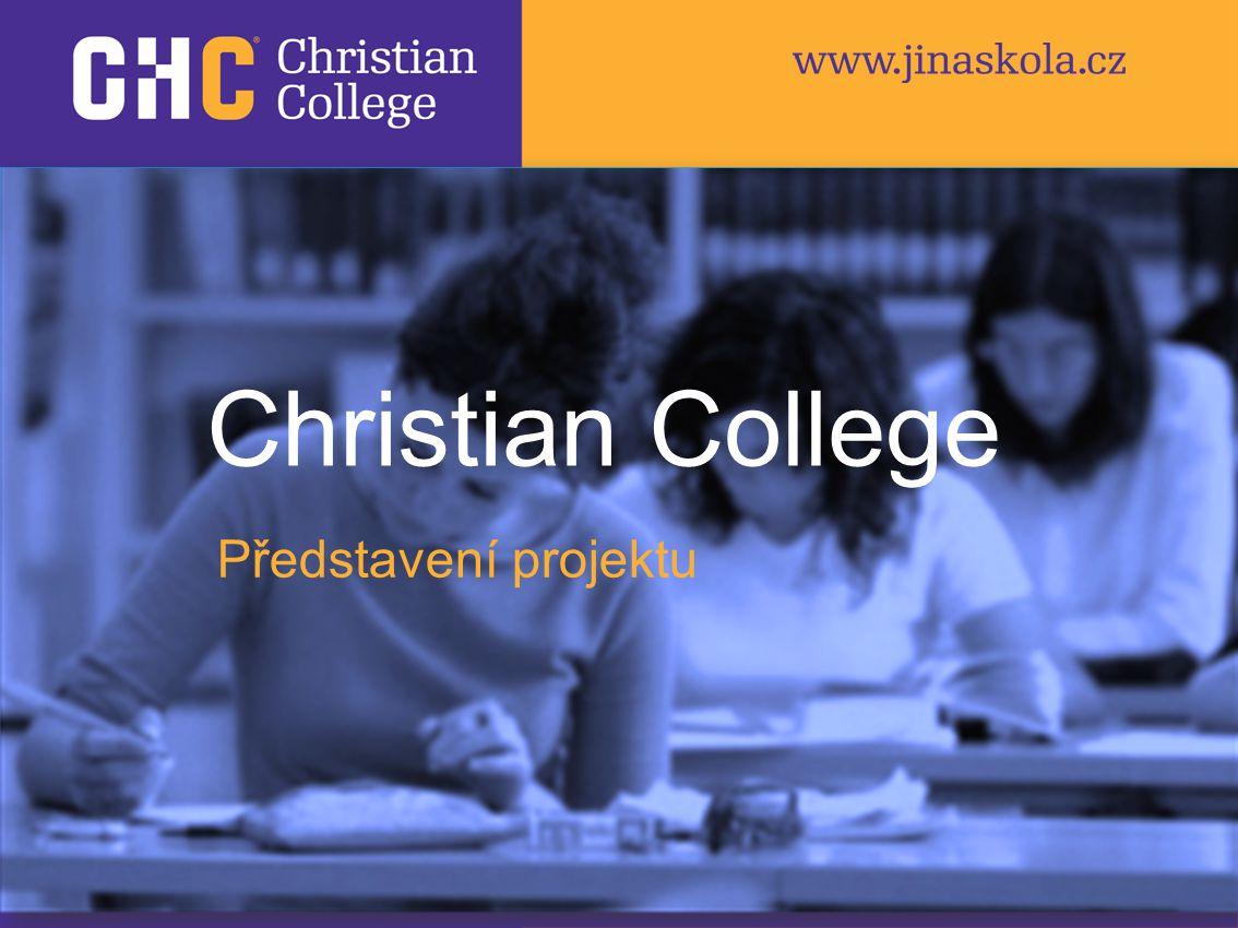 Christian College Představení projektu