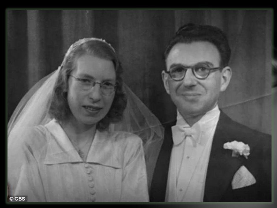 1948 svatba s Dánkou dům v Mainheadu 1952 syn Nicholas, 1953 dcera Barbara, 1956 postižený syn Robin RODINNÝ ŽIVOT