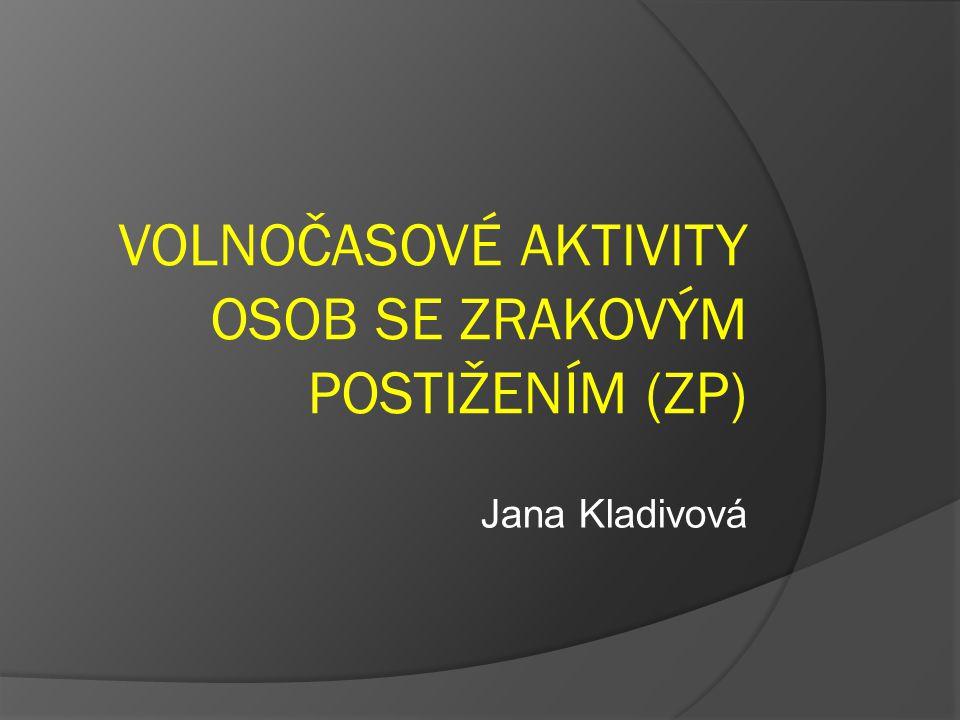 Jana Kladivová