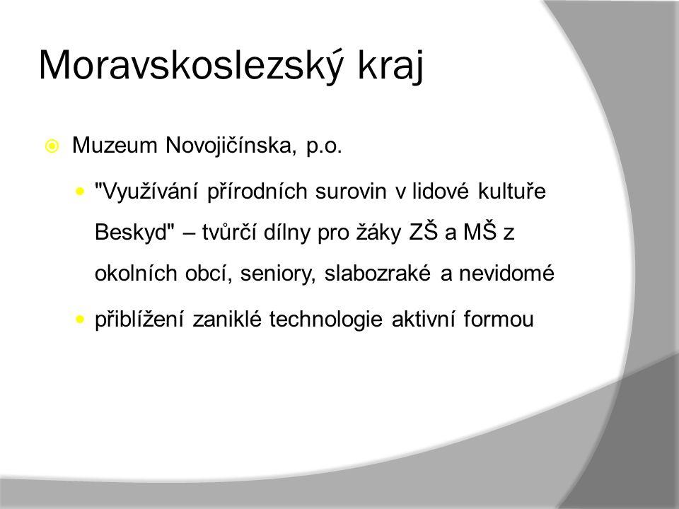 Moravskoslezský kraj  Muzeum Novojičínska, p.o.
