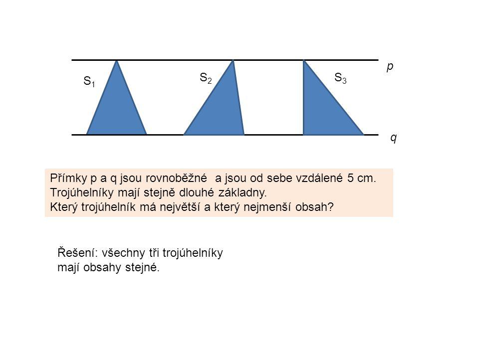a = 18 cm b = 26 cm 1.Jaký je obsah obdélníku.2.Jaký obsah má modrý trojúhelník.
