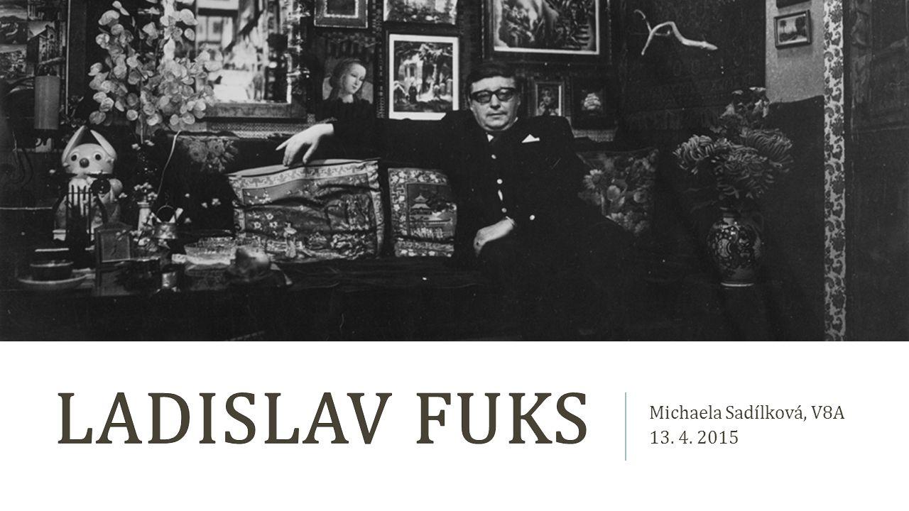 OBSAH Ladislav Fuks Život Dílo Spalovač mrtvol Shrnutí Zdroje