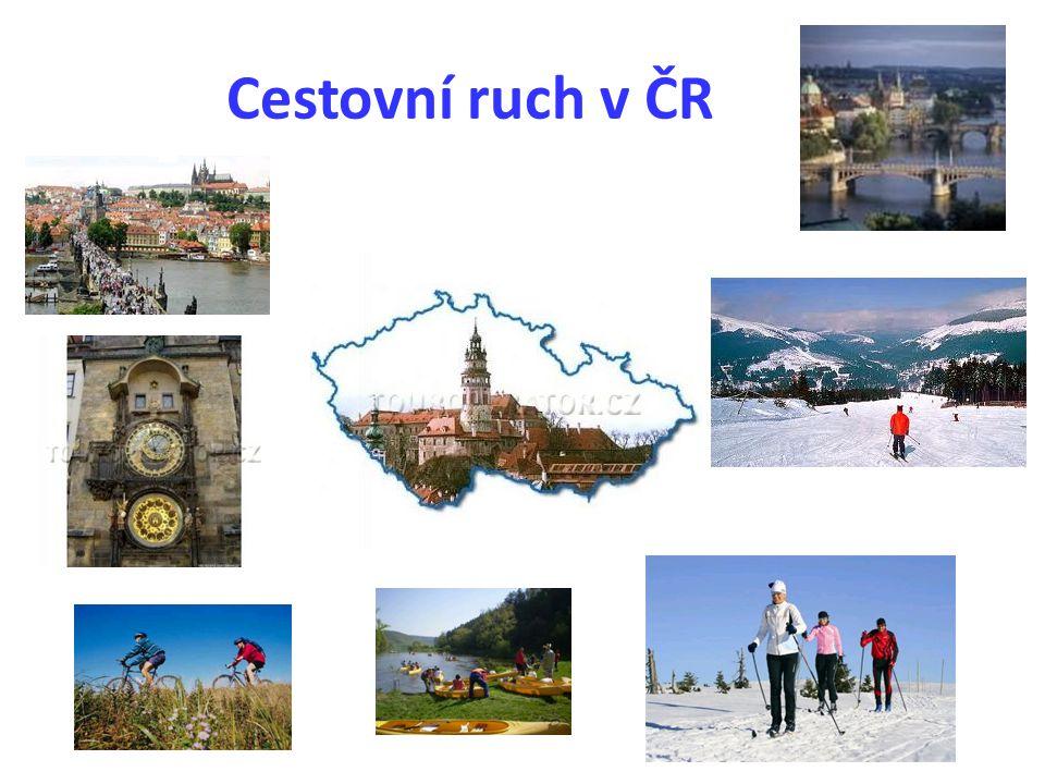 Cestovní ruch v ČR