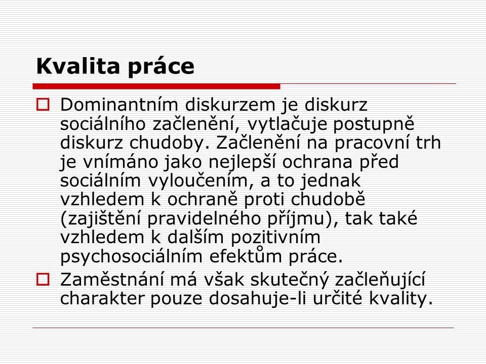 Situace v ČR  Veřejně prospěšné práce  Maximálně po dobu 12 měsíců, ale i opakovaně.