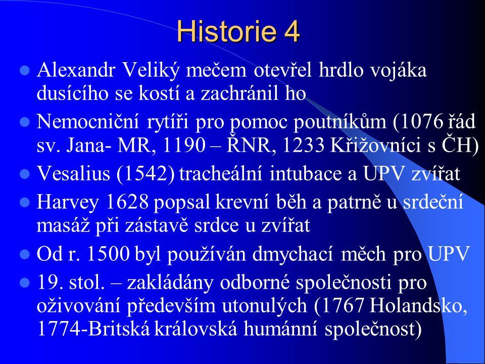 Historie 4 Alexandr Veliký mečem otevřel hrdlo vojáka dusícího se kostí a zachránil ho Nemocniční rytíři pro pomoc poutníkům (1076 řád sv.