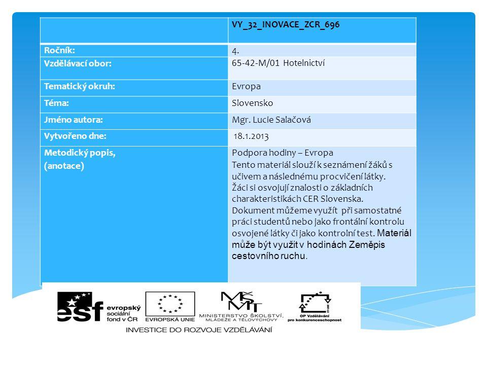 VY_32_INOVACE_ZCR_696 Ročník:4.