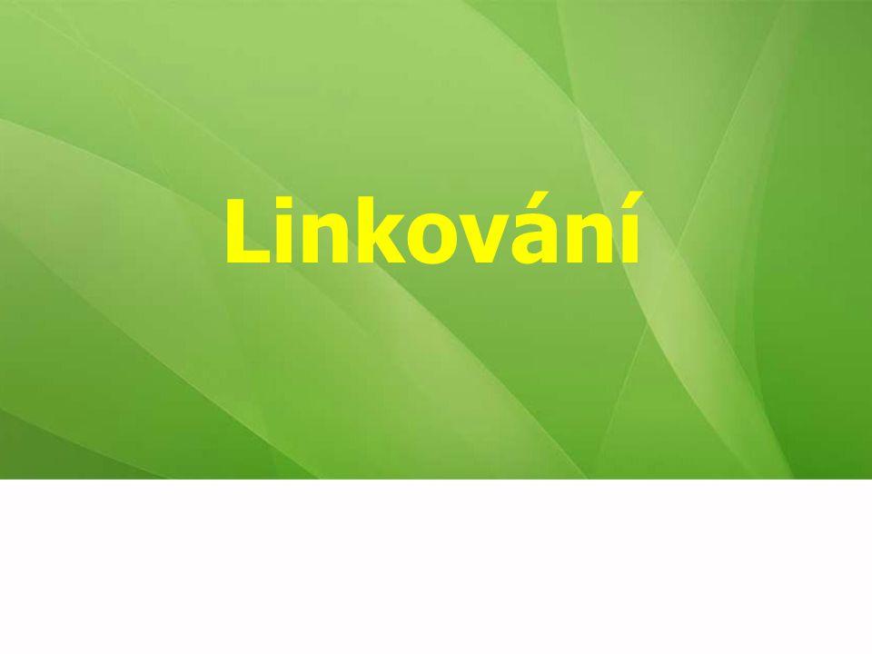 Linkování