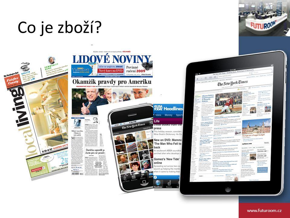 Co je zboží? www.futuroom.cz