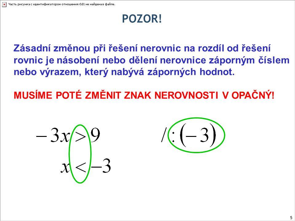 Příklady k procvičení Řešte v R nerovnici: ---0+ -0+++ +0-0+ 26