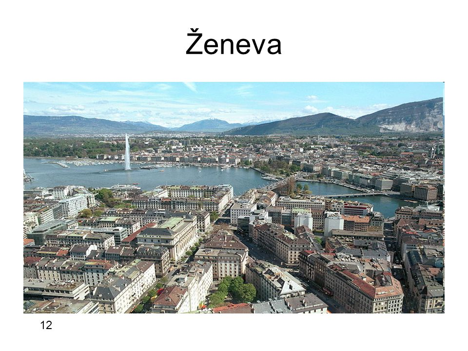 Ženeva 12
