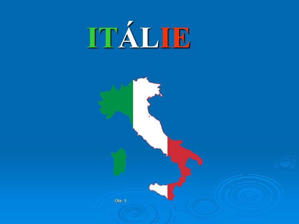 ITÁLIE Obr. 1