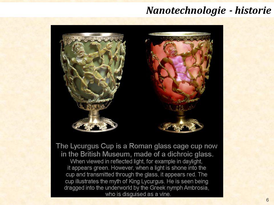 6 Nanotechnologie - historie