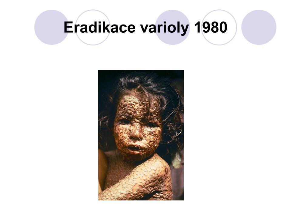 Pravidelné očkování – proti spalničkám, zarděnkám a příušnicím živá oslabená vakcína (Priorix) 1.