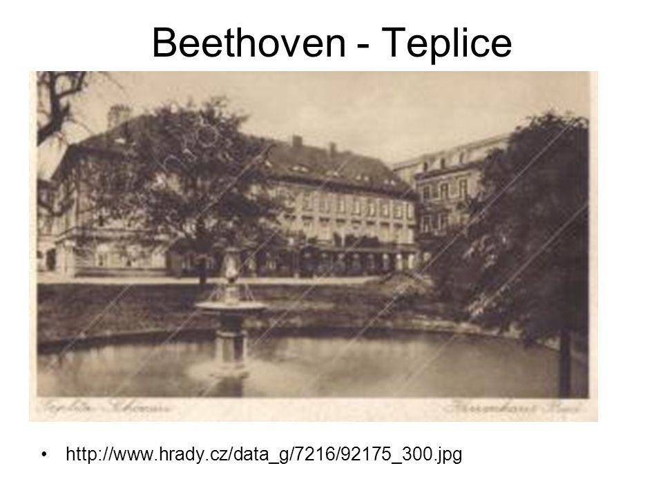 Beethoven - Teplice http://www.hrady.cz/data_g/7216/92175_300.jpg