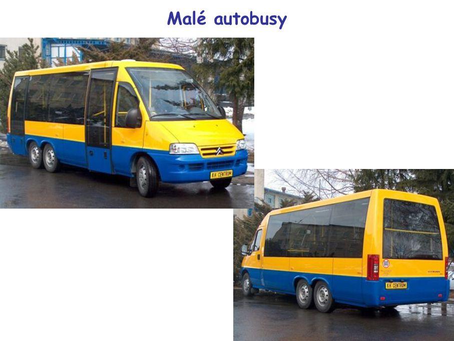 Malé autobusy