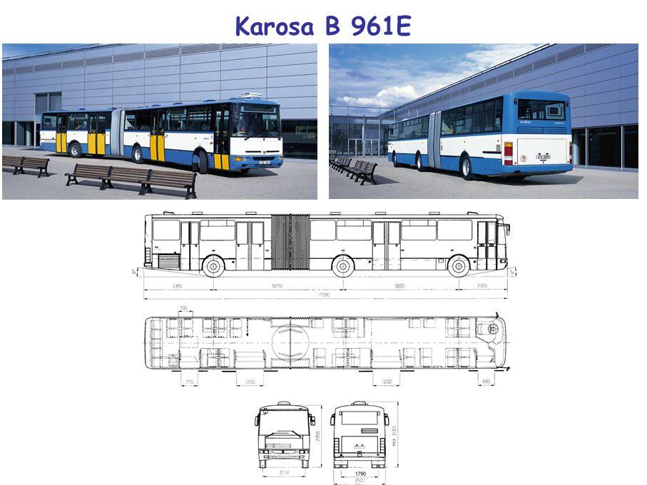 Karosa B 961E