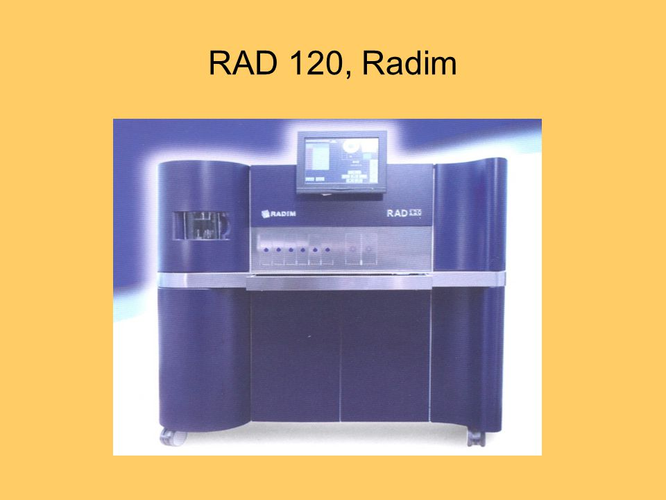 RAD 120, Radim