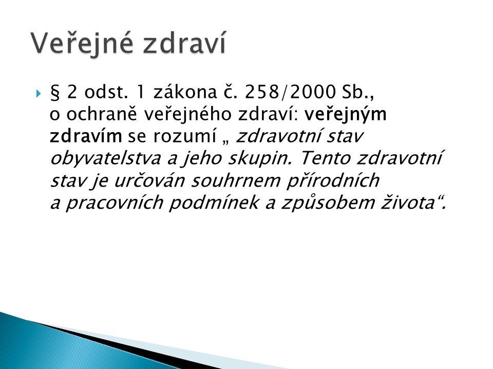  § 2 odst. 1 zákona č.
