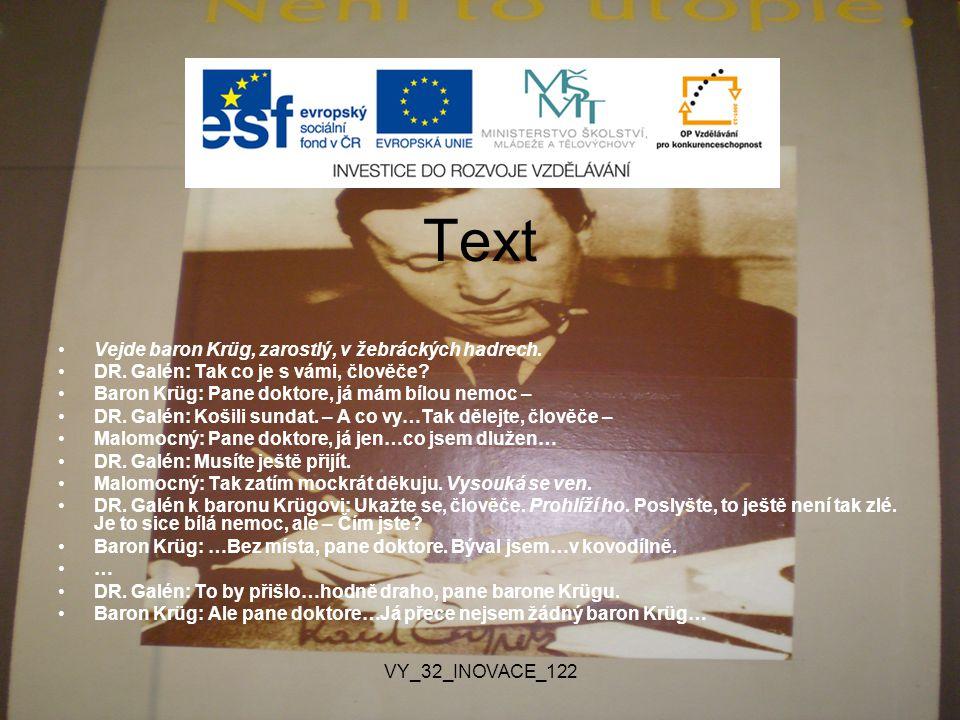VY_32_INOVACE_122 Úkoly k textu – znalost díla 1.
