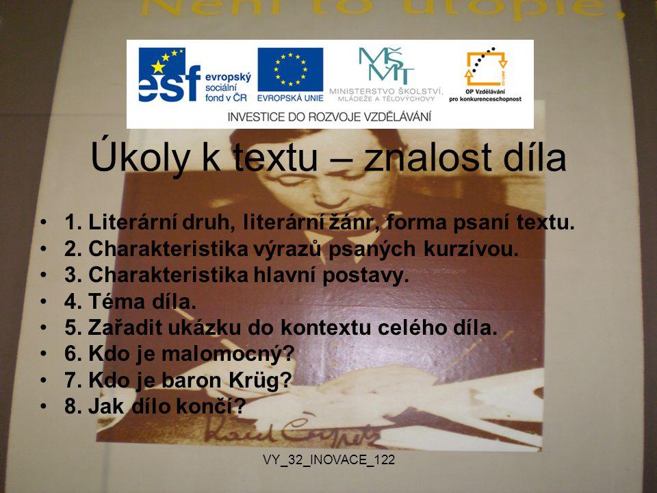 VY_32_INOVACE_122 Úkol č.