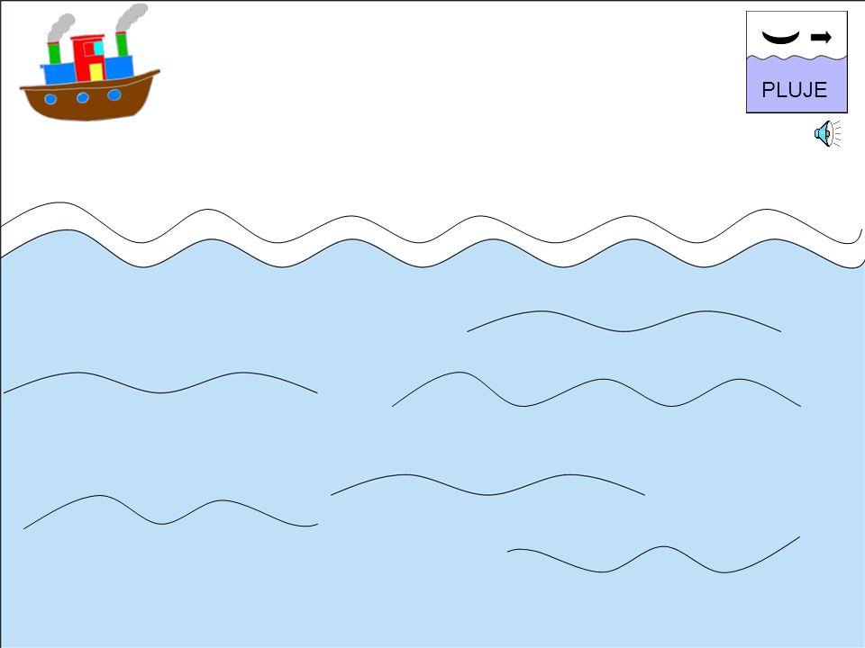 Vezmi si tužku a všechny čárkované vlnky obkresli.