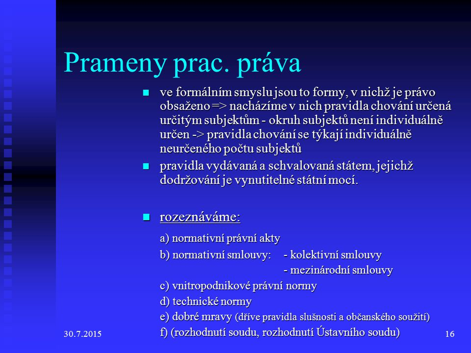 30.7.201516 Prameny prac.
