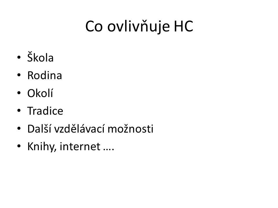 Sociální kapitál (SC) SC zahrnuje sociální sítě, důvěru, občanské normy a hodnoty.