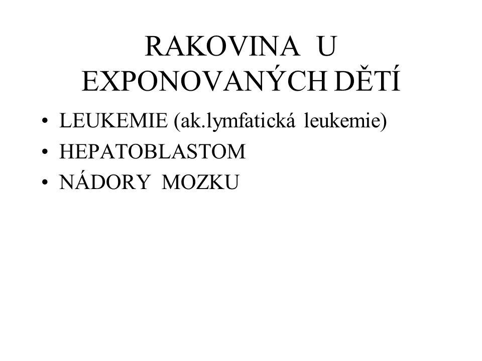 RIZIKOVÉ FAKTORY MALNUTRICE (DEFICIT Ca, F, vit.