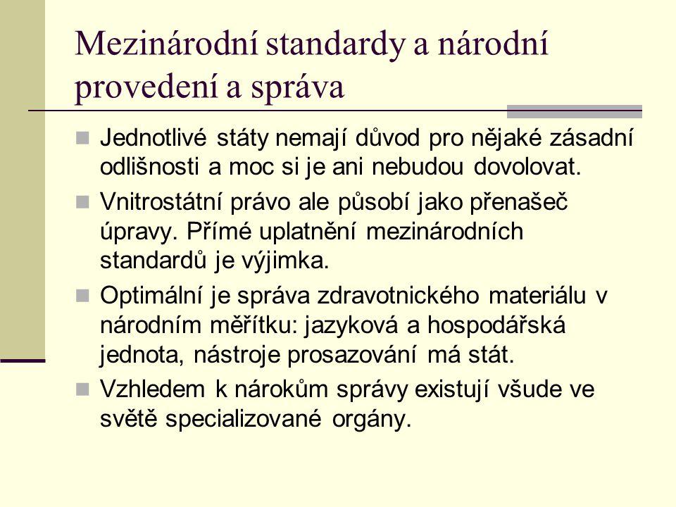 Léčiva – legislativa V ČR zákon č.