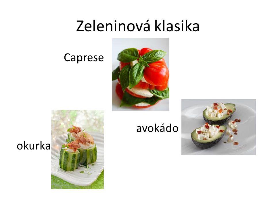 Rybí a mořské plody Marinovaný losos s tvarohovým krémem a zeleným chřestem Chobotnice s vinným octem a šalotkou tataráček z lososa