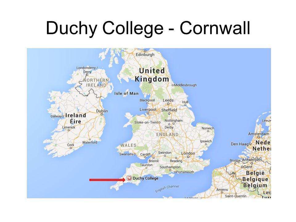 Duchy College - Cornwall