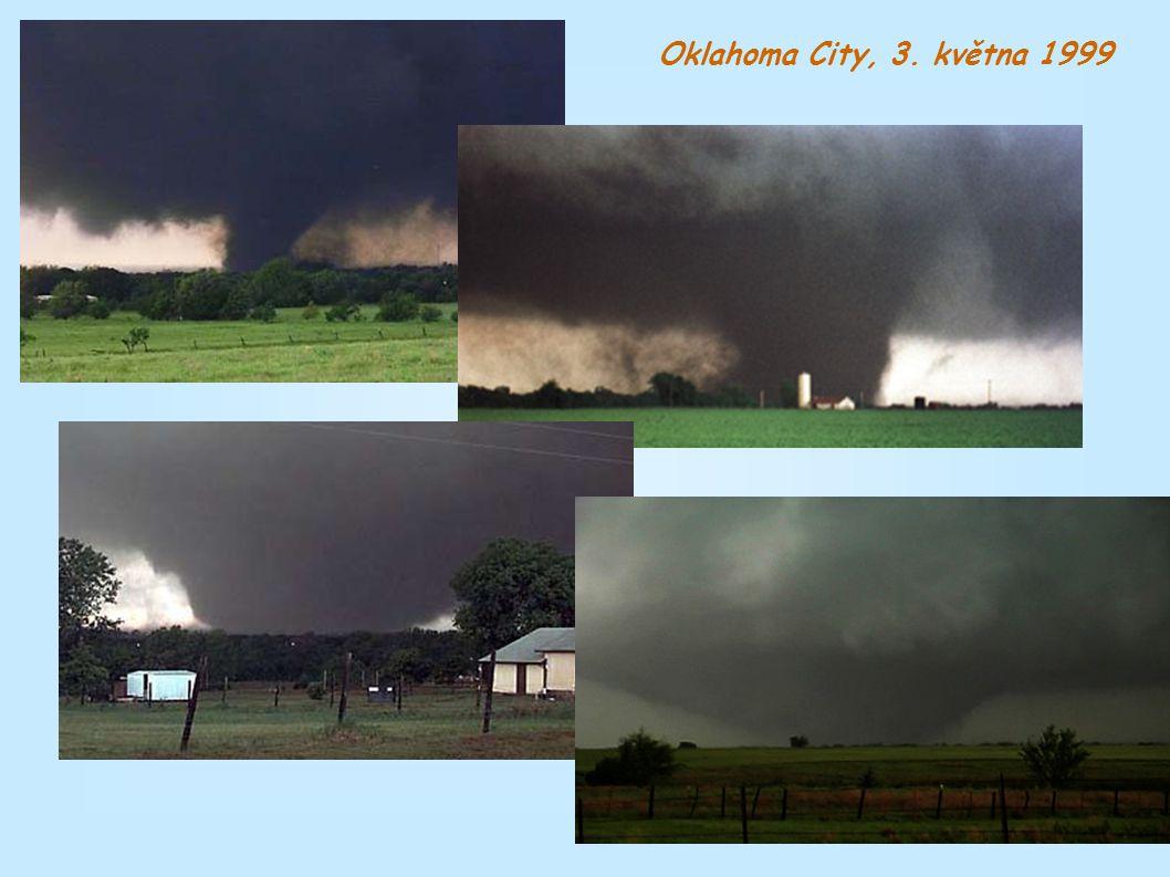 Oklahoma City, 3. května 1999