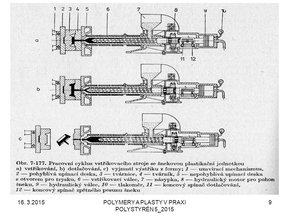 Lepení PS a jeho kopolymerů 1 16.