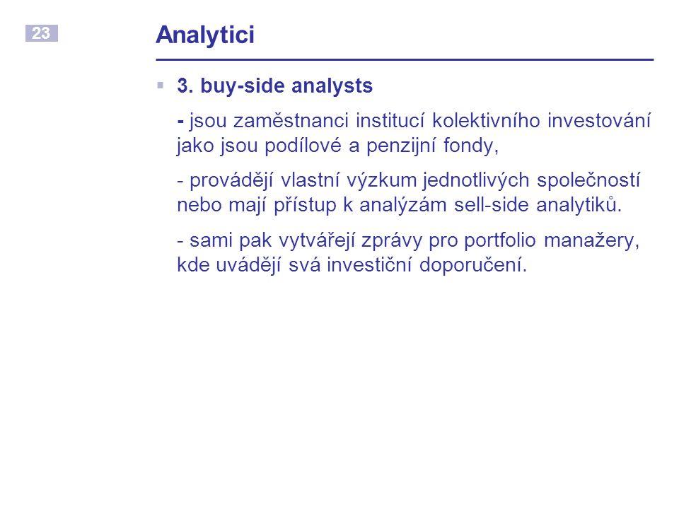 23 Analytici  3.