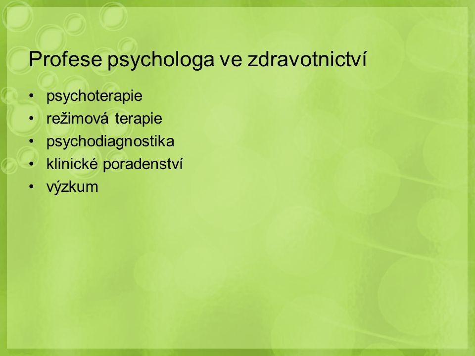 Individuální psychoterapie krizová intervence krátkodobá (cílená) psychoterapie dlouhodobá (systematická) psychoterapie