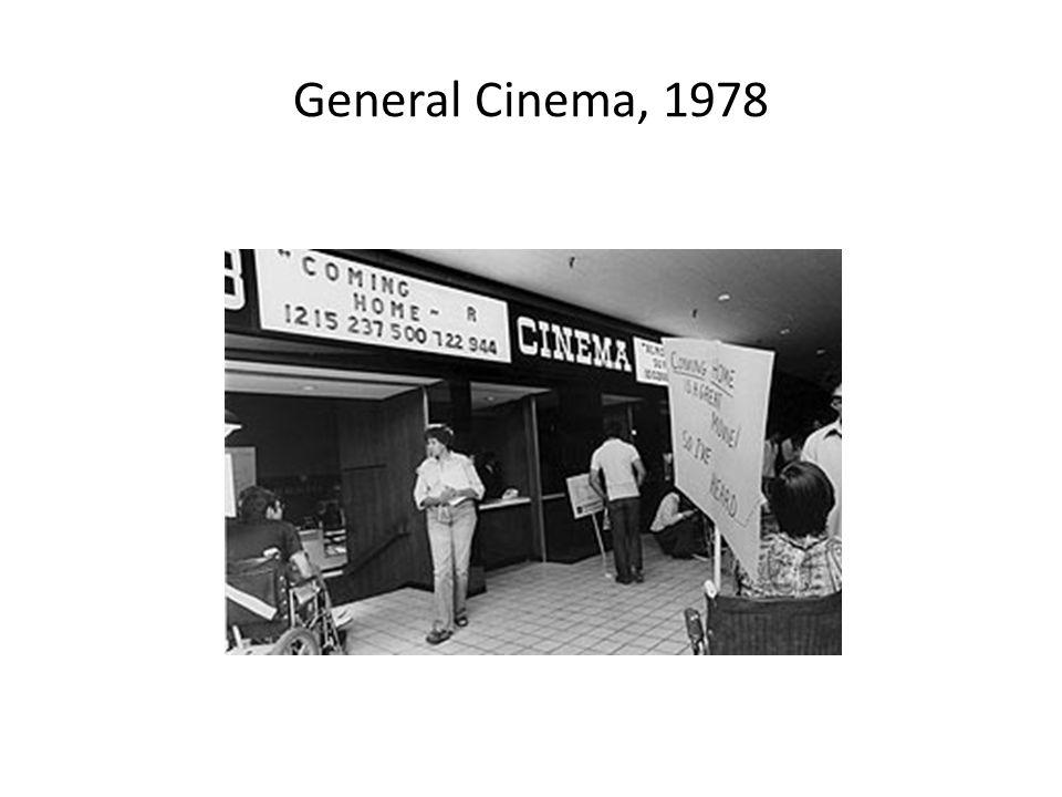 General Cinema, 1978