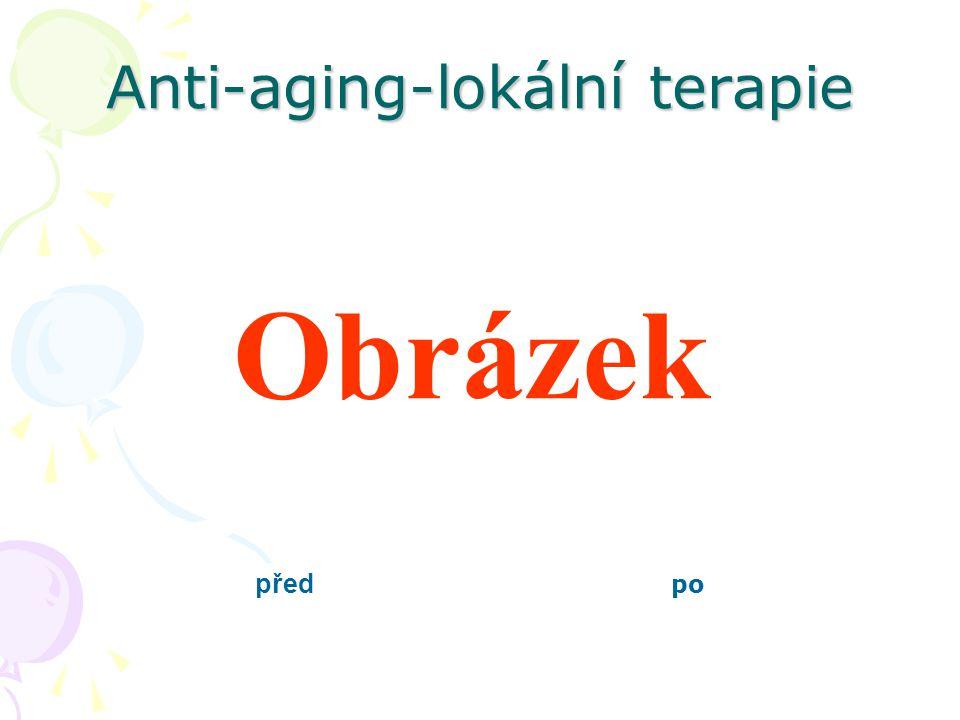 Anti-aging-lokální terapie před po Obrázek