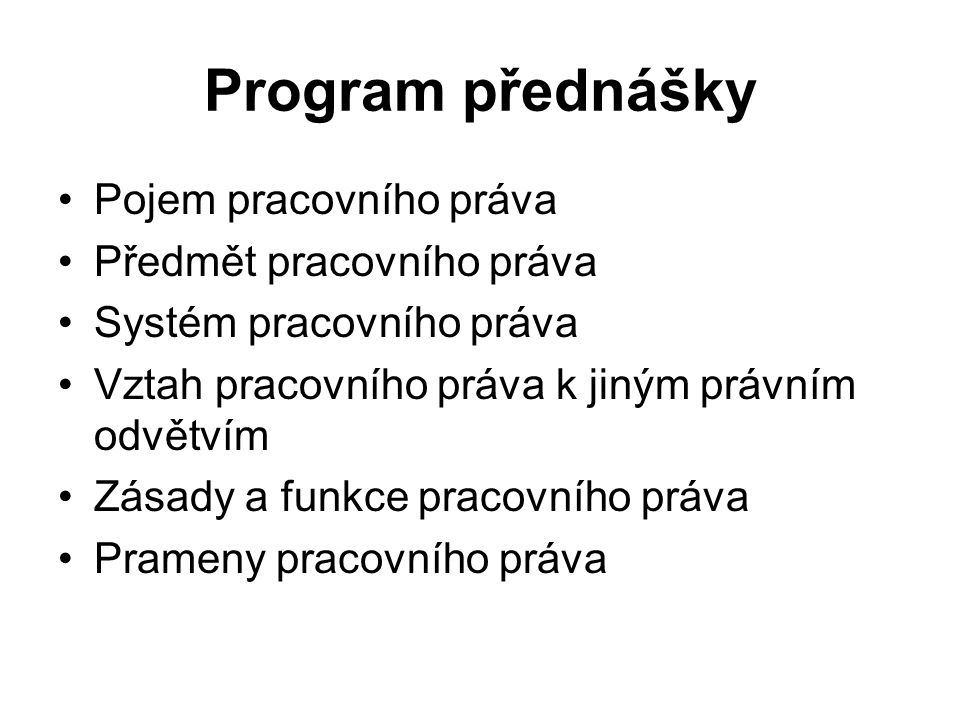 Nařízení vlády a vyhlášky ministerstev Nařízení vlády č.